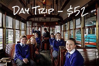 Suggested Day Trip Itinerary for School Groups