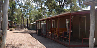 Bendigo Bush Cabins Dorms