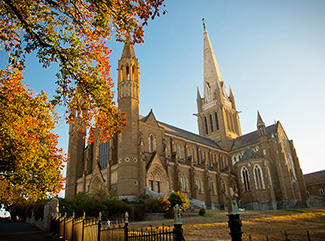 Bendigo's Sacred Heart Cathedral