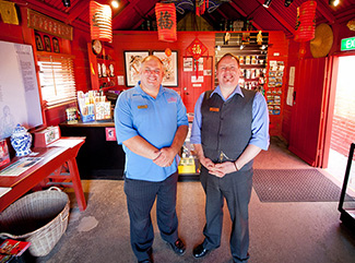 Bendigo Joss House Temple Volunteers