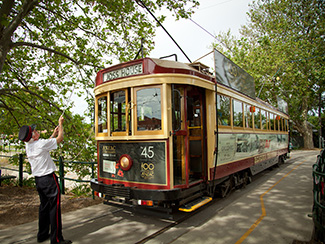 Anzac Centenary Tram Our Attractions