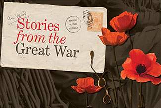 Stories from the great war banner for website