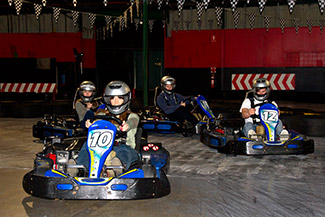 The Zone Go Karts