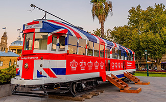 Royal PopUp Tram